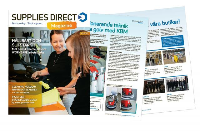 Supplies Direct Magazine